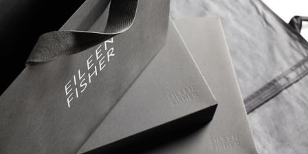 eileen fisher garment bag packaging