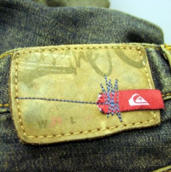 Clothing patch Quiksilver