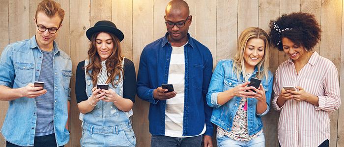 Social media bloggers