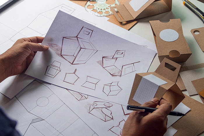 Designing eco-friendly packaging