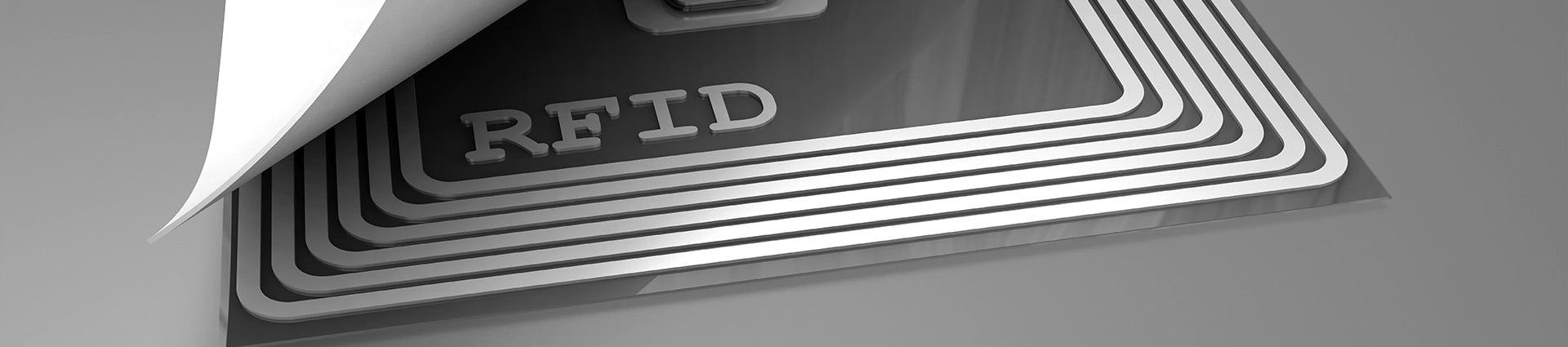 RFID security sticker