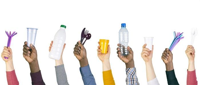 Plastic-eating bacteria