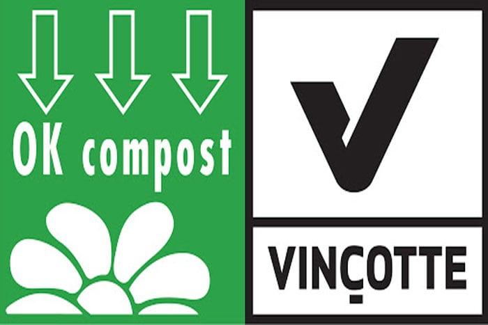 composting label