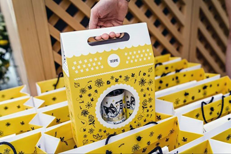 Yope packaging